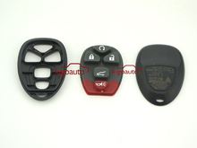 Replacement remote fob shell OUC60270 car key remote case for Gm