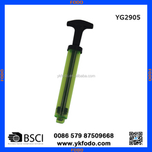 Two way mini pump ,inflator use for all kinds of balls(YG2905)