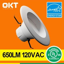 6-inch LED Recessed Retrofit Downlight 10W 5000k Day White UL listed EnergyStar Dimmable