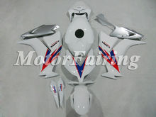 Aftermarket Motorcycle fairing kit for Honda CBR1000 2012 RACING ABS Body Kitcheap motorcycle parts white blue red