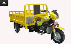 China Chongqing Best Supplier Petrol or Electric Cargo Three Wheel Motorcycle