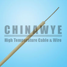 UL3135 Electrical silicone rubber coated copper wire 22AWG