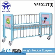 YFE011T multi-functional baby bed,hospital children's bed,baby bed rail
