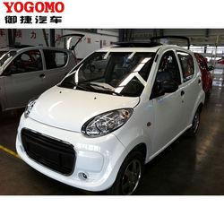 YOGOMO 120-180km Long Range Mini Electric car EEC for EU