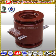 Class 0.2S Epoxy Resin ru electronic Transformer for Current Measuring