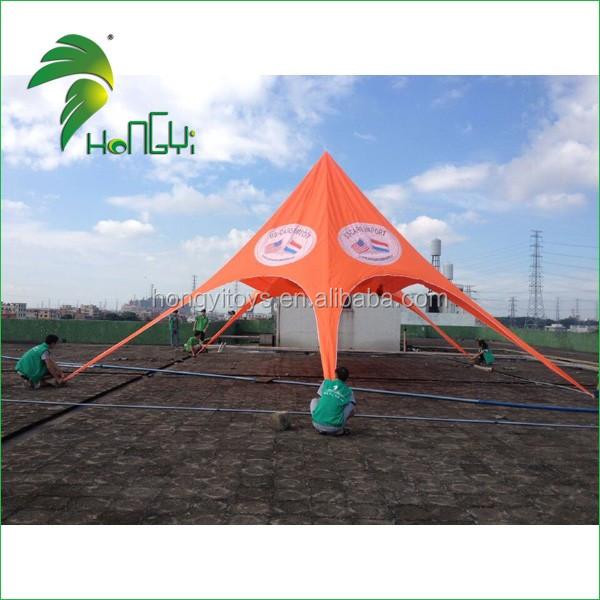 orange star shape tent (2).jpg