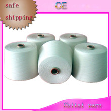 Factory price for 100% Cotton yarn Raw Colour