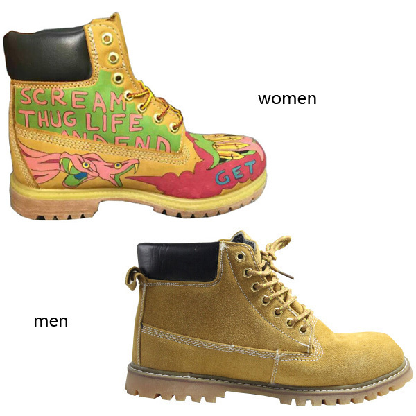 Womens sexy steel toe shoes