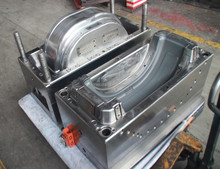 automobile wheel arch tool mould