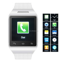 smart touch watch with bluetooth phone call