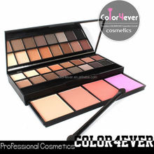 20 color eye shadow palettes/blush eyeshadow palette 20 hot sale makeup palettes 2014 concealer palette
