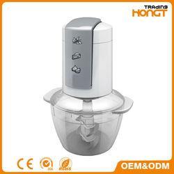 AC motor mini chopper,Low noise electric mini food chopper food processor