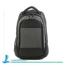 Factory Best selling custom backpack laptop bag with top quality for man