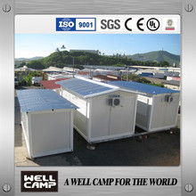 NO.1 Popular Good Looking Mobile Modular Container Houses In Middle-east government partner