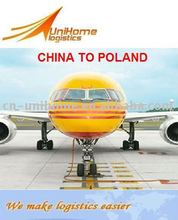 Excellent Air freight Service to Poland
