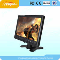 9 inch tv portable with stand
