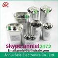 Película de poliéster metalizado condensador 50/5 uf 440 voltaje de condensador de alta calidad