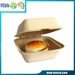 take away unbleached disposable containers