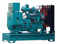 50KW diesel generator set 100% copper & output 400V three phases