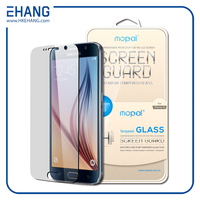 For Samsung galaxy S6 9H anti fingerprint scratch tempered glass screen protector