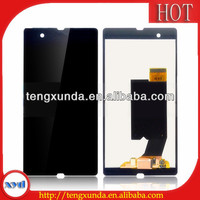 Cheap price for Sony xperia z L36H lcd touch screen assembly