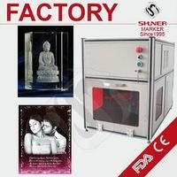New top sell fiber laser engraver marking machine