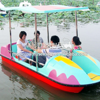 Manufacture water park aqua adult hand paddle boats