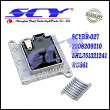 AC Blower Regulator Resistor Center Console Hamman For Mercedes-Benz OE 220 820 92 10 2208209210