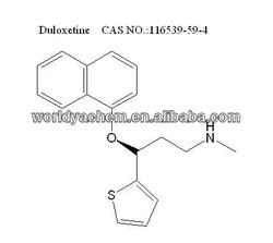 Duloxetine CAS NO.:116539-59-4