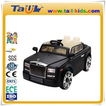 Rolls-Royce top sale wholesale ride on battery operated kids electric car