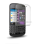 Shenzhen factory supply For mobile blackberry q10 0.33mm 2.5D 9H anti-shatter high clear temperd glass screen protector
