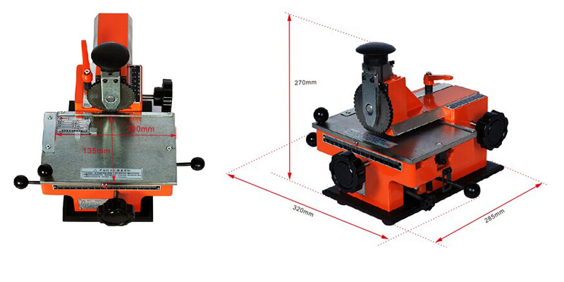 benchtop punch press 1