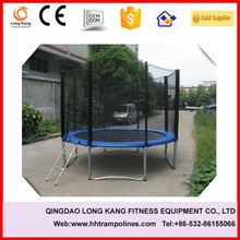 gymnastics trampoline and enclosure for sale