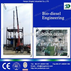 Cheap Price for Used Cooking Oil Recycling for Making Biodiesel for Sale