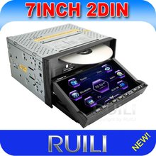 Double Din Car Stereo DVD PLayer +Bluetooth+GPS+Radio