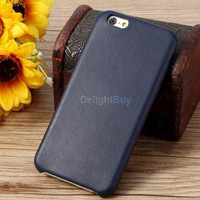Official style sheep leather Soft Skin Case Cover For iPhone 6 plus 6s plus 5.5 inch
