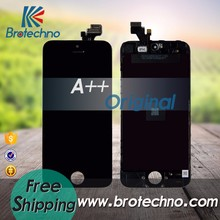original lcd screen for iphone 5 lcd digitizer factory price direct selling 100% test past brand new part