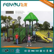 FEIYOU Shining dream Serie China multiple commercial/yard/school/par/restaurant kids play slide