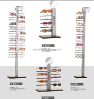 JL-series floor & Counter eyeglass holder sunglass display rack