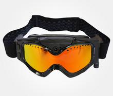 Colorful HD 720P Camera Skiing Goggles