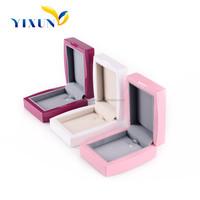 jewelry packing custom box paper packing gift box manufacturer acrylic jewelry box