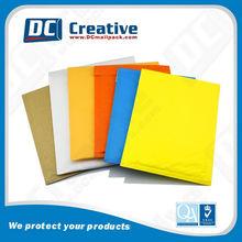 Coloured Kraft Bubble Mailer Envelopes, Packaging Padded Mailer