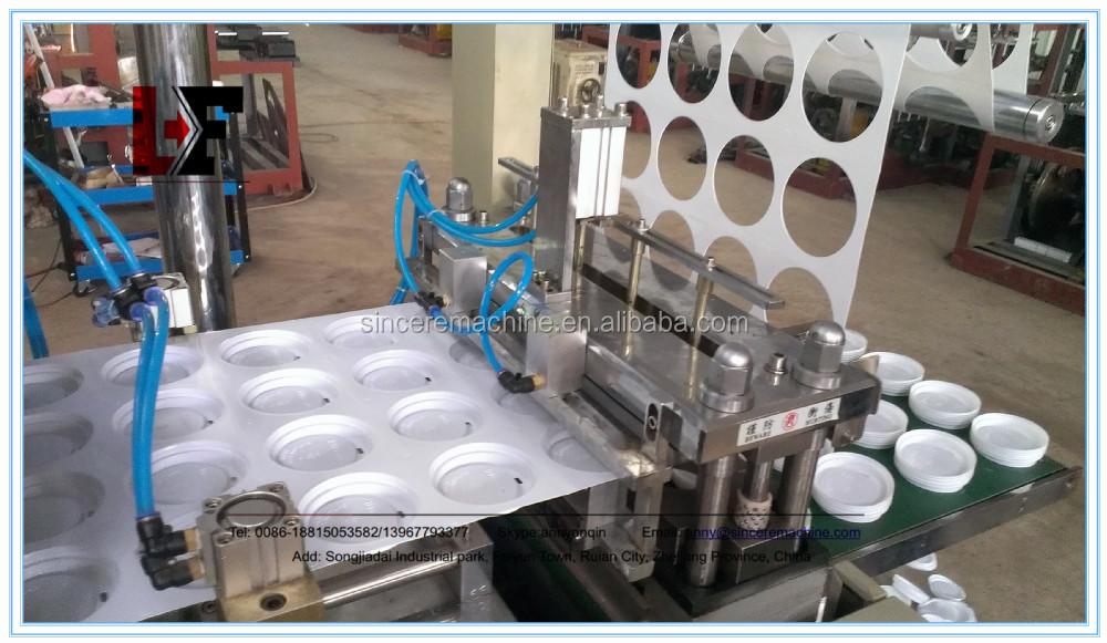 lid sealer machine