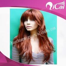 Peruvian hair silk top full lace wig