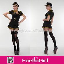 de poliéster de halloween disfraces para adultos baratos mujer traje de marinero