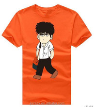 Hotsale fancy kids t-shirt and printed cotton t-shirt kids models