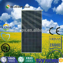 High cost performance poly 250w system solar panel in stock
