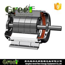 PMG ! 3phase permanent magnet generator, magnetic alternator, AC alternator