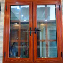 Lowcost project type grill design wood window