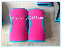 colorful Crossfit Neoprene Knee Support Knee Sleeve